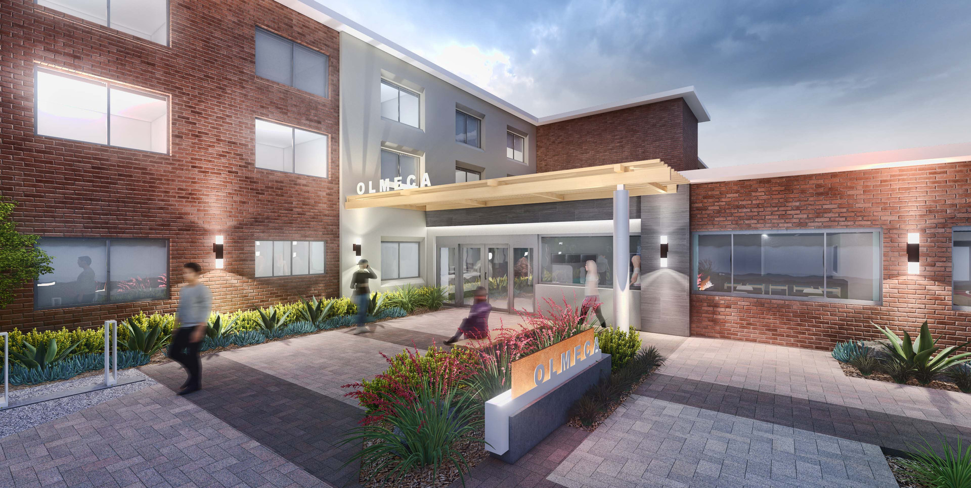 PCA-Architecture-San-Diego-Olmeca Hall 3
