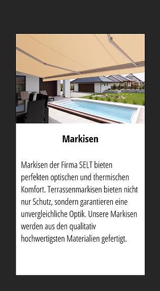 SELT Markisen