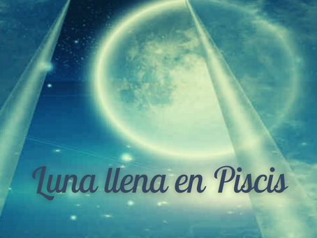 Luna Llena en Piscis: desenmascarando expectativas