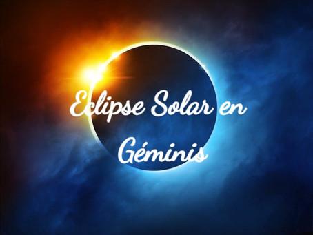 Eclipse Solar en Géminis: la crisis de tus decisiones - Info Astrológica 07/06/2021 al 13/06/2021