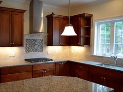Kitchen - New Home in Burlington