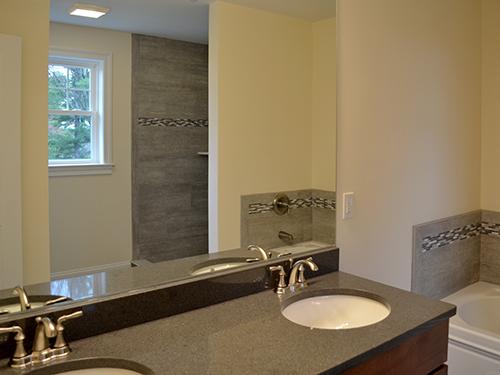 Bathroom Renovation, Burlington