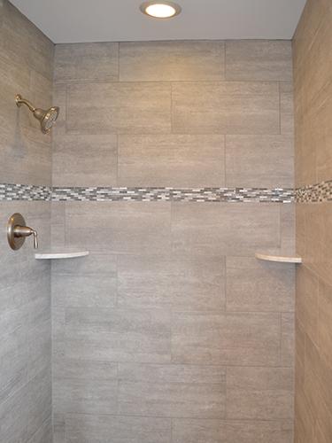 New Shower in Burlington