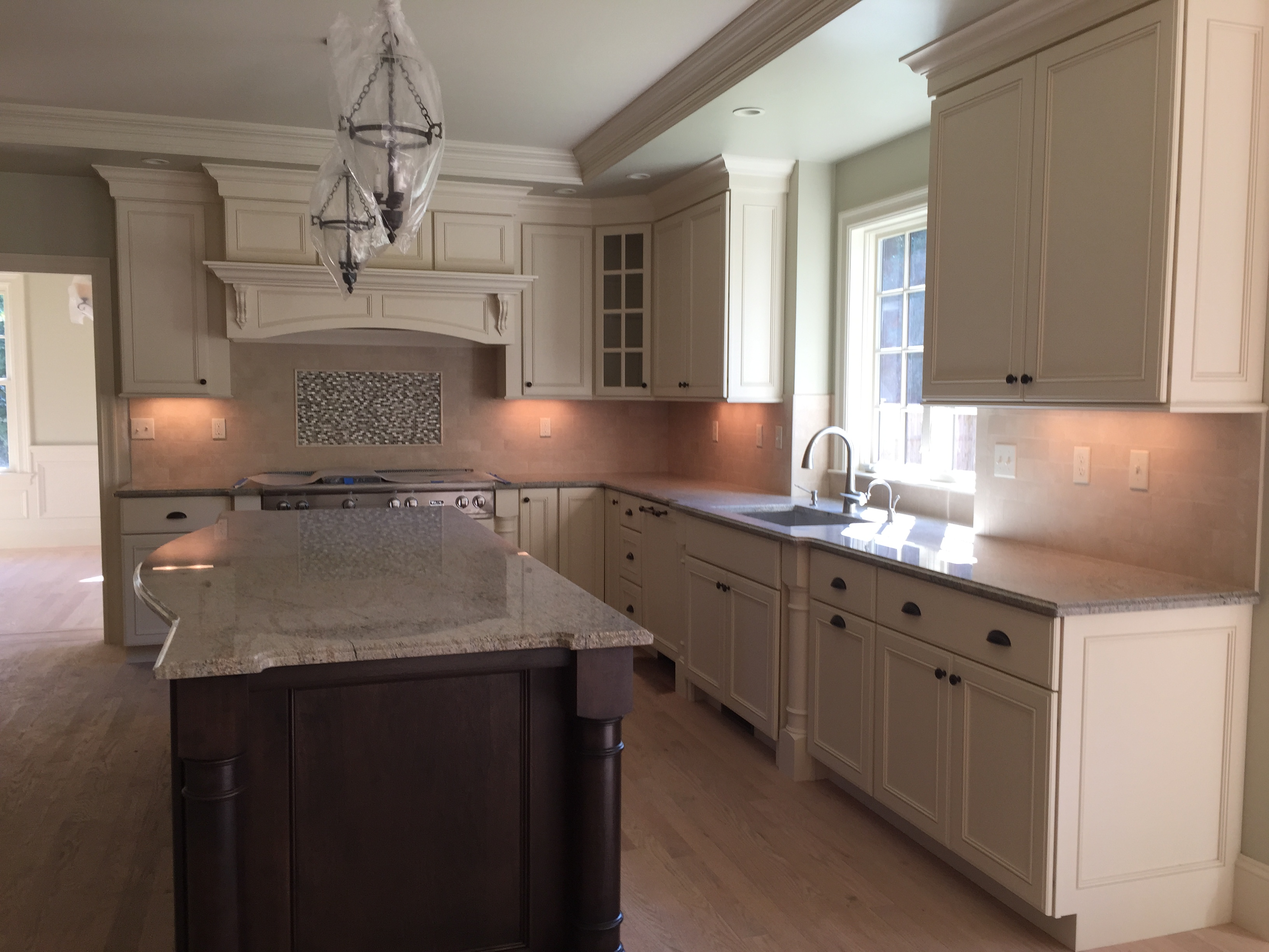 New Kitchen in Wellesley, MA