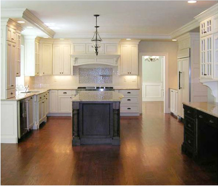 Kitchen - New Home in Wellesley