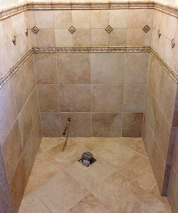 New Shower in Winchester, MA