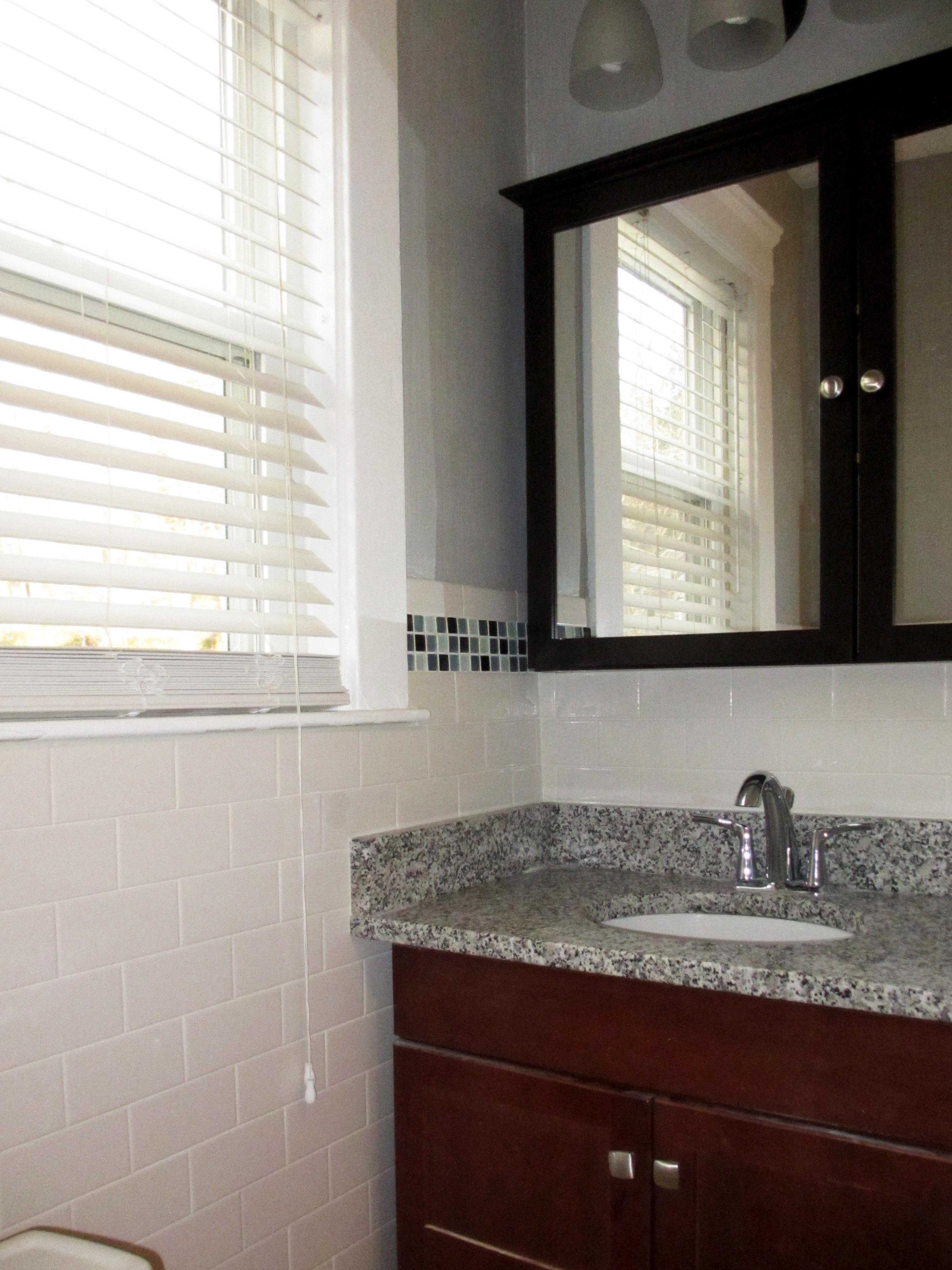 Bathroom Renovation, Melrose MA