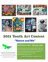 Image Tian Hong 2021 Youth Art Contest P