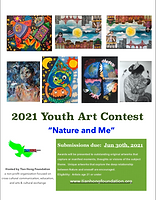 Image Tian Hong 2021 Youth Art Contest p