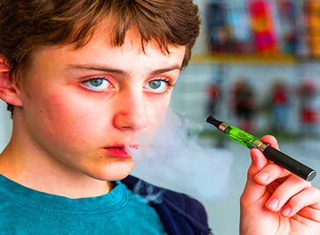 Dangers In Vaping