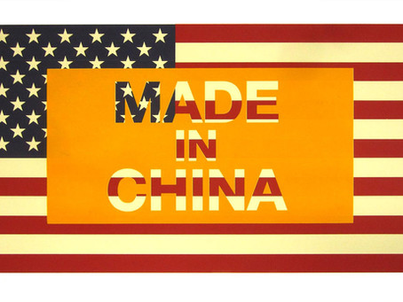 America runs on China