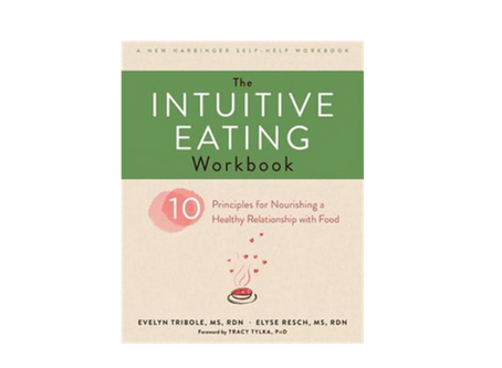 Book Review: The Intuitive Eating Workbook