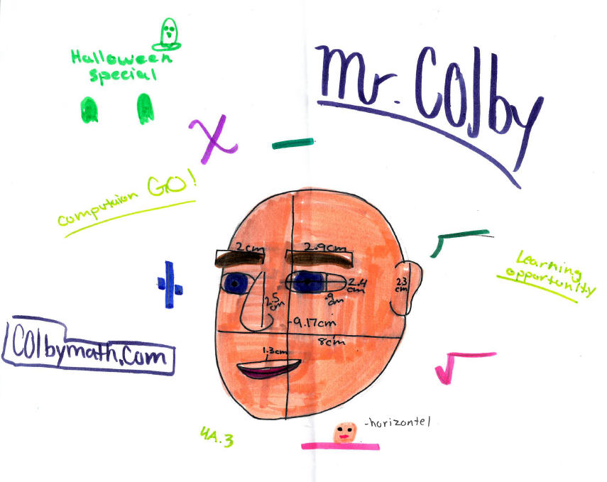 Mr. Colby by Lizzie