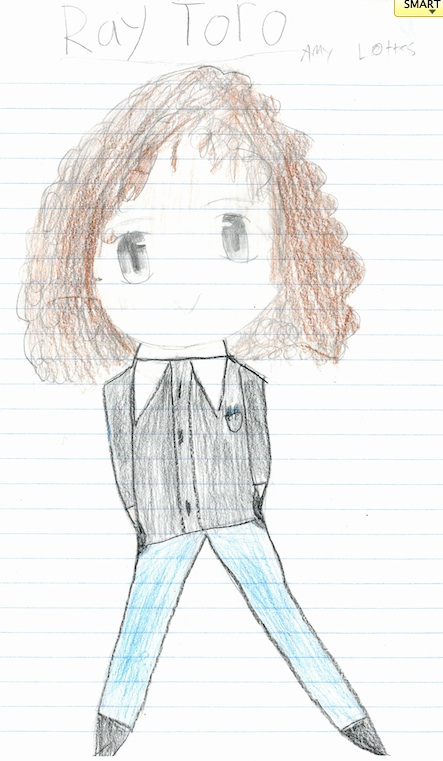 Ray Toro by Amy