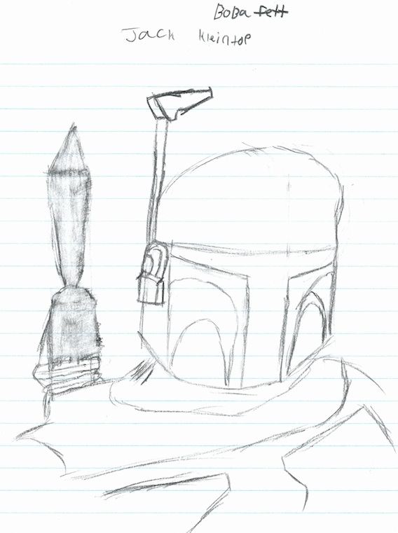 Boba Fett by Jack