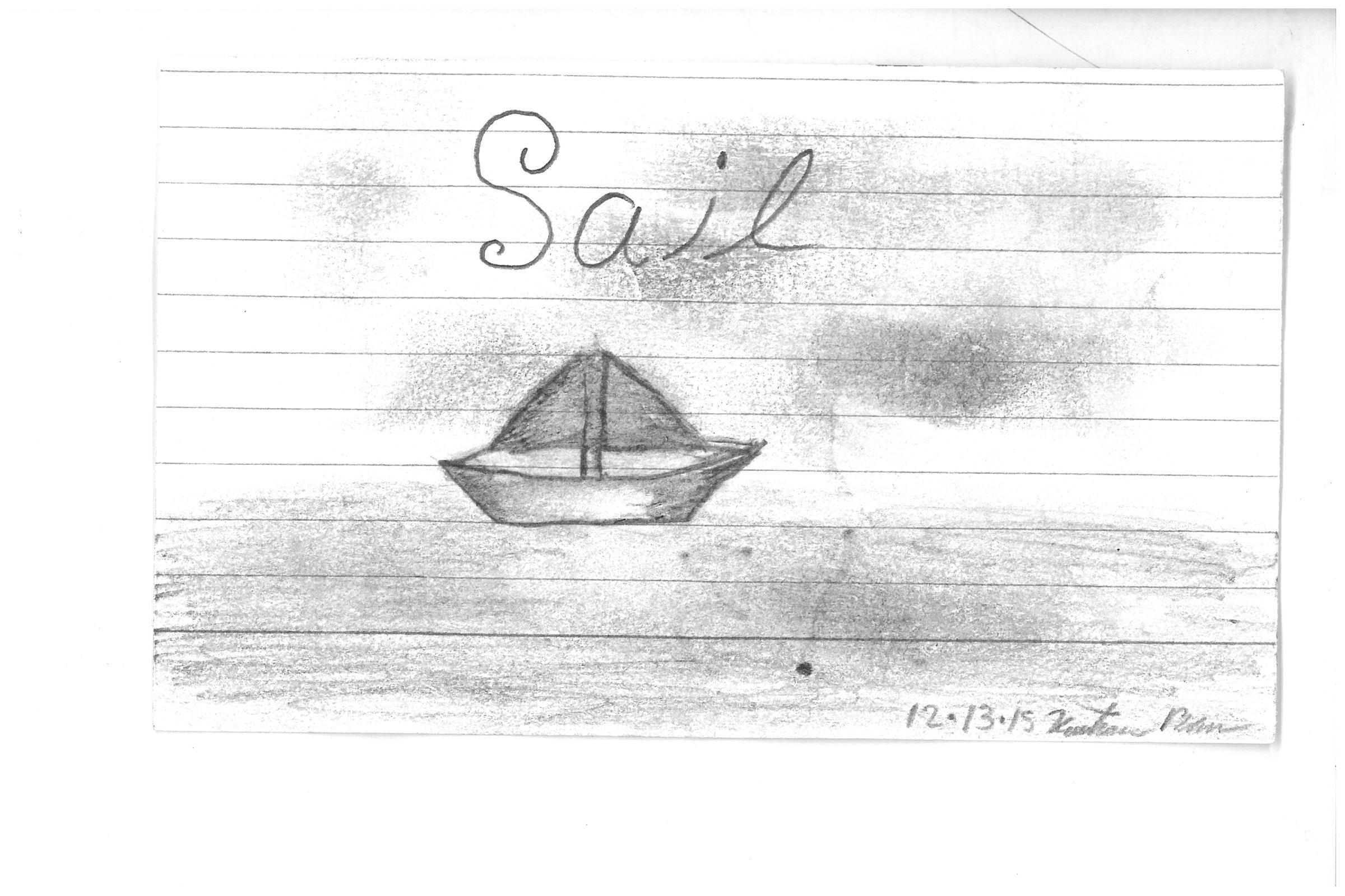 Sail by Kristianna