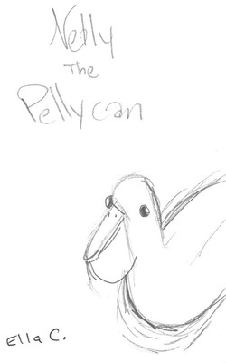 Nelly the Pellycan by Ella C.
