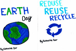 Earth Day by Katherine