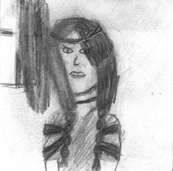 girl by Kristianna