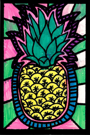 Pineapple by Tia
