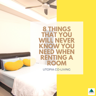 The 8 Things That You Will Never Know You Need When Renting A Room