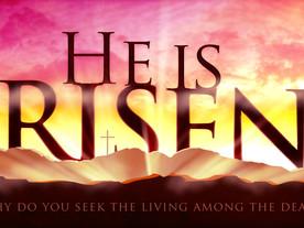 Holy Week: Resurrection Sunday