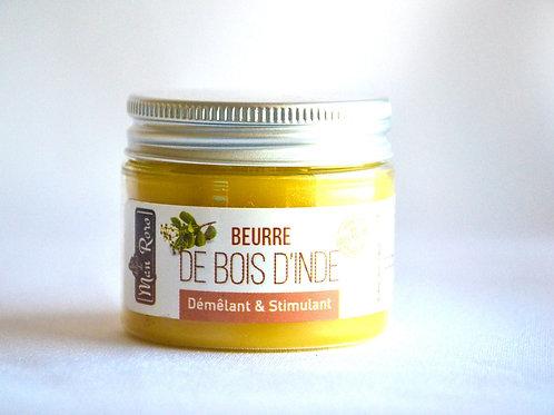 BEURRE DE  BOIS D'INDE