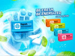 Промо-сайты для FreshBox