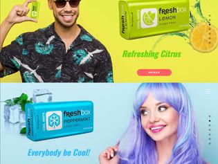 Баннеры для FreshBox