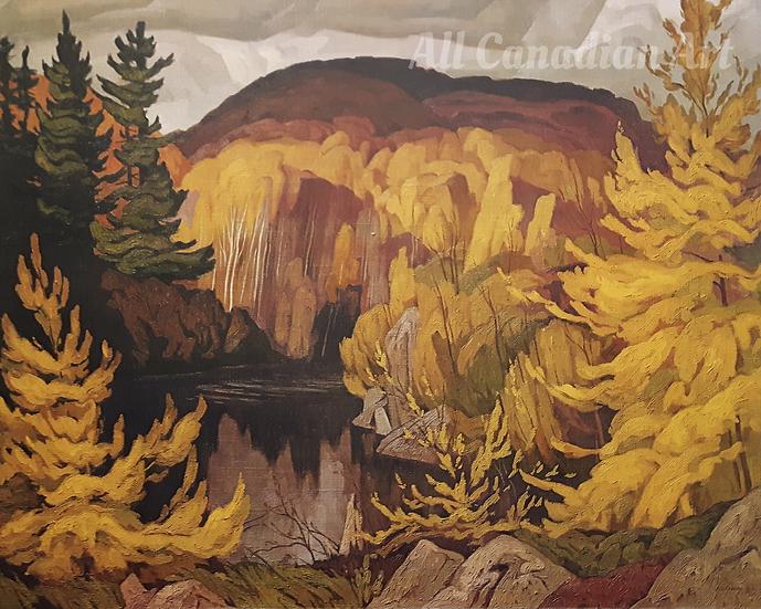 Autumn on the York River