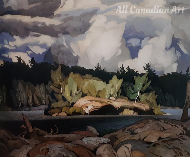 Ragged Sky, Moose Lake