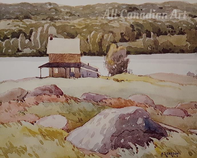 Lake Kashawigamog