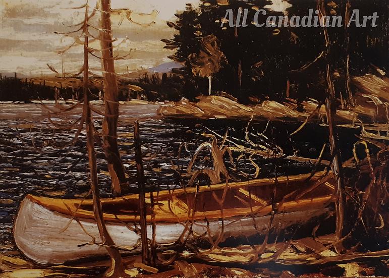 The Canoe 1912