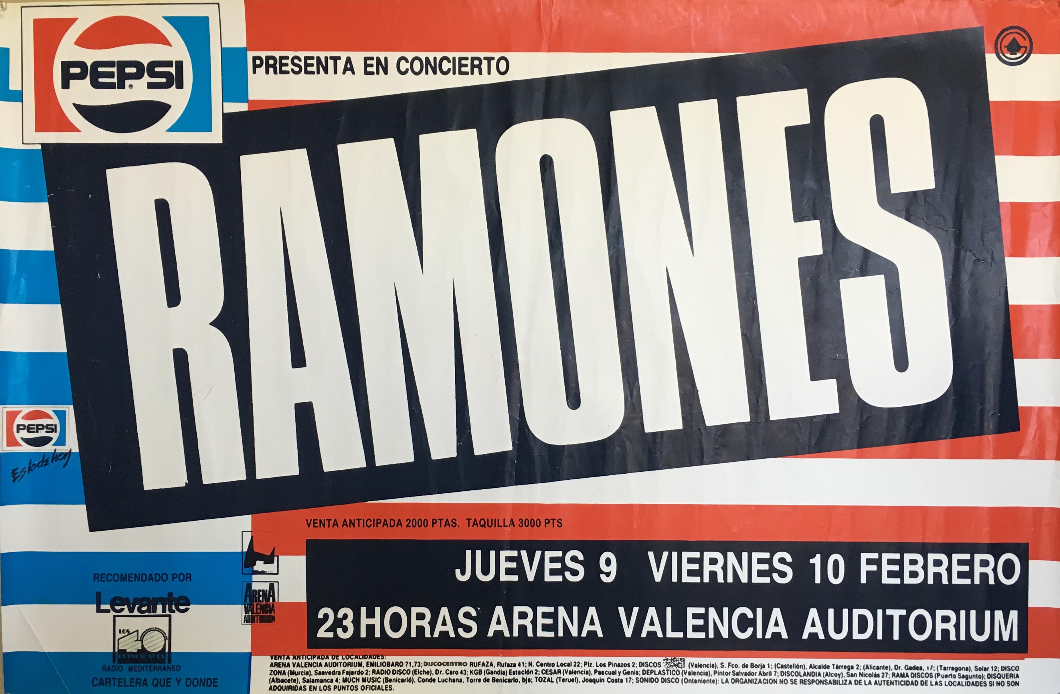 1989-02-09 & 02-10 VALENCIA, SPAIN