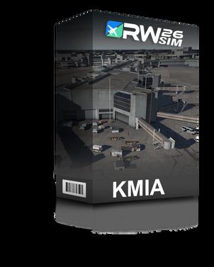 KMIA- Miami International Airport