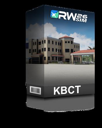 KBCT- Boca Raton Airport