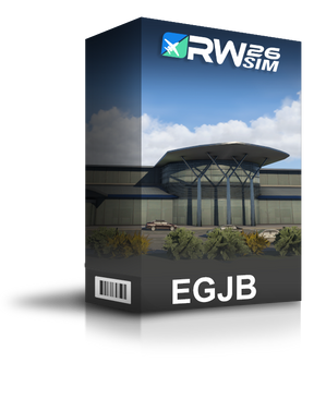 EGJB- Guernsey International Airport
