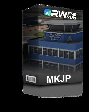 MKJP- Norman Manley International Airport