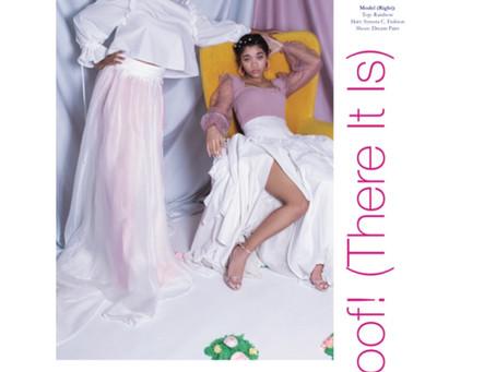 Published Again! | Sesi Magazine