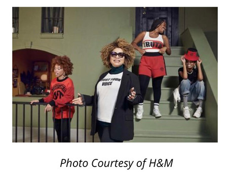 'Black Panther' Costume Designer, Ruth E. Carter, drops H&M collab