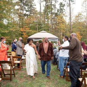 Keisha's Mini Covid-Wedding