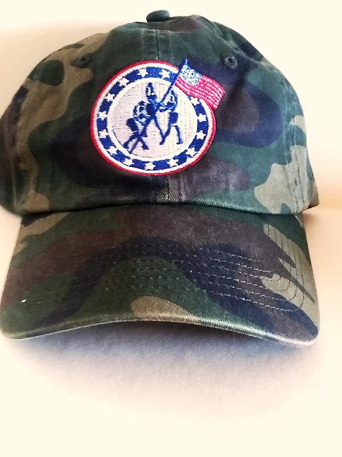 American Bombshells Baseball Cap
