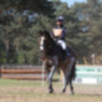 Eirin Losvik horse Faith