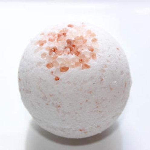 Rose Salt Bath Bomb