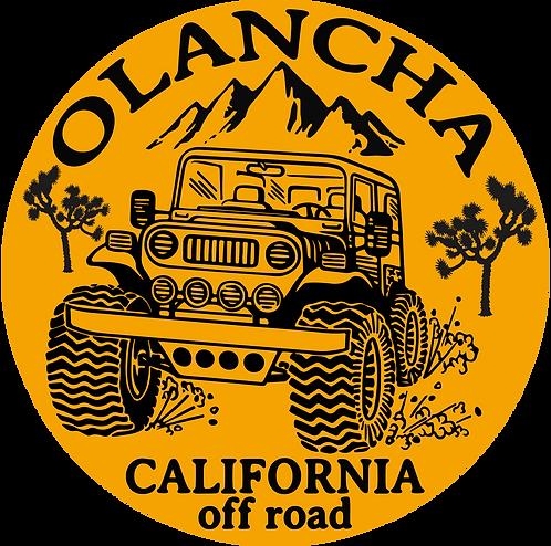 Olancha CA Off Road