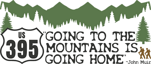 Going to the Mountains is Going Home- US 395