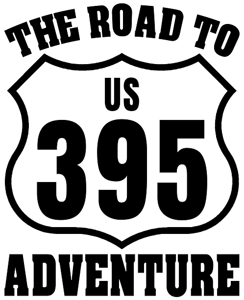 The Road to Adventure US 395