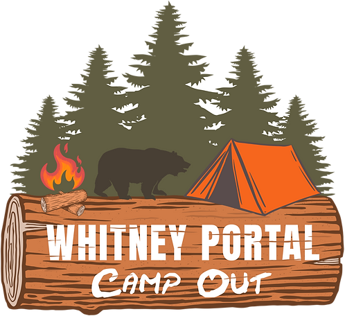 Whitney Portal Camp Out