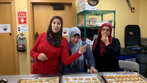 NJ.com: The United Tastes of America's newest program - a very special holiday cookie baking event.
