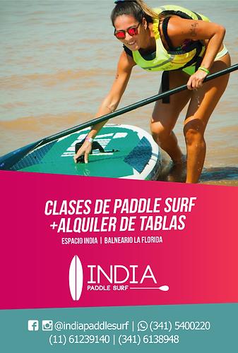 INDIA PADDLE SURF